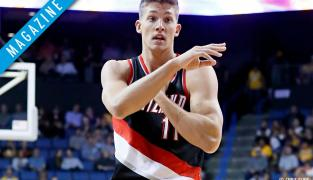 Meyers Leonard, le talent caché des Blazers