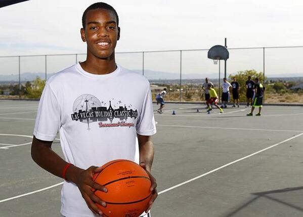 Lycée : Troy Brown, la petite merveille du Nevada