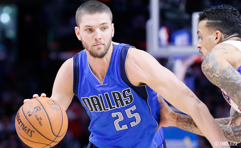 Chandler Parsons veut faire venir un Rocket à Dallas