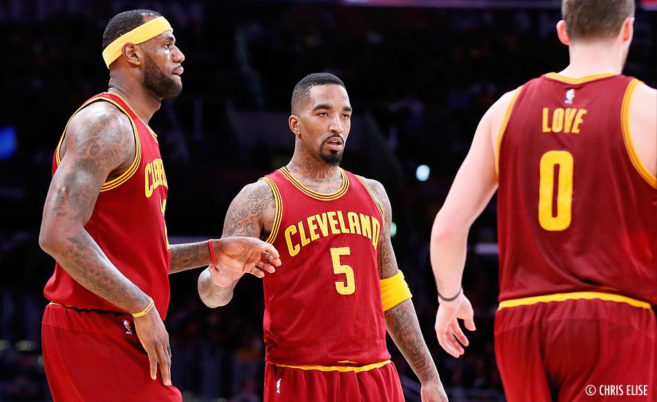 Les Cleveland Cavaliers à la poursuite d'un tireur d'élite ?