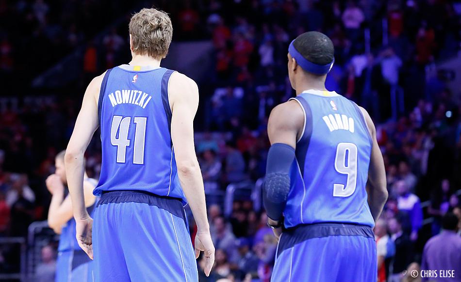 Les Mavericks se relancent en beauté contre Houston