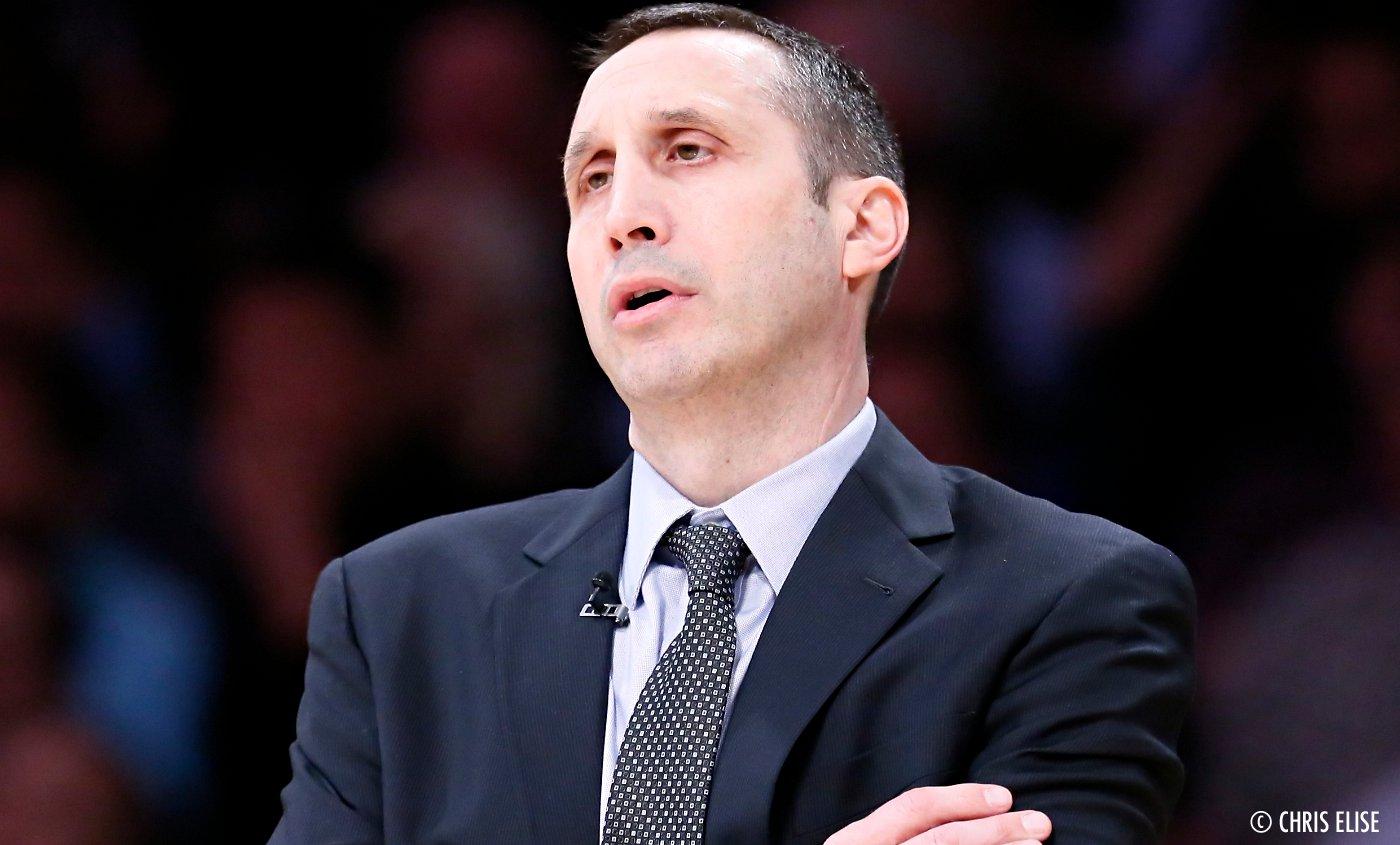 David Blatt aux New York Knicks ?