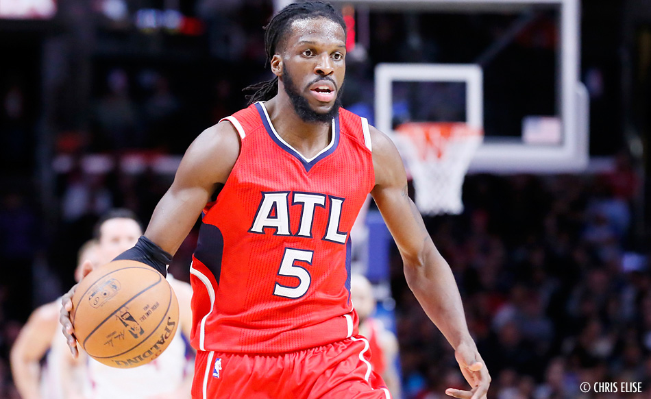 DeMarre Carroll :