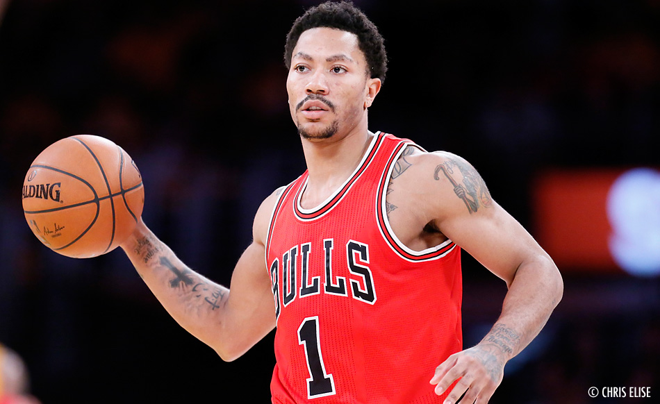Derrick Rose toujours aussi chaud, les Bulls tapent les Lakers pour la dernière de Kobe
