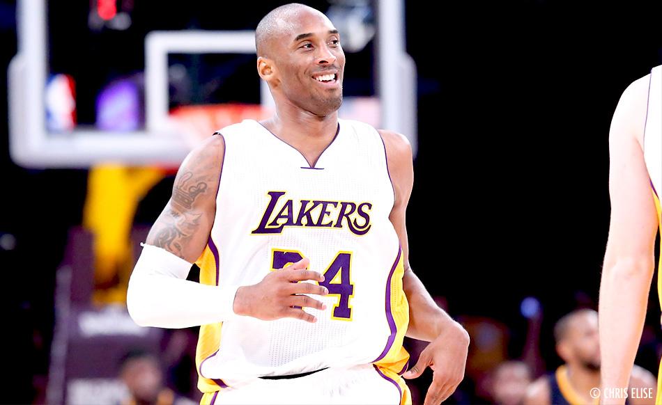 """Kobe Bryant évoque le rookie qui l'avait traité de """"violeur""""..."""