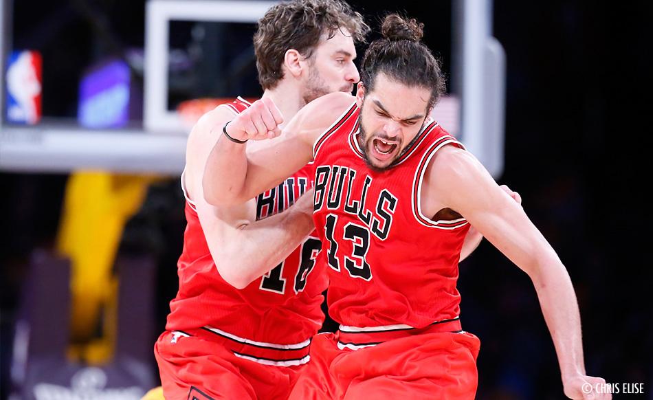Comeback héroïque des Bulls vainqueurs malgré 43 pts de Westbrook