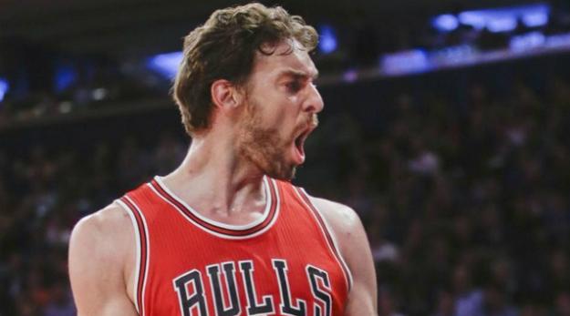 Brooks et Gasol portent les Bulls contre Philadelphie