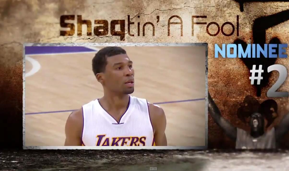 Shaqtin-a-fool : Retour de Ronnie Price, Garnett imite Stephenson