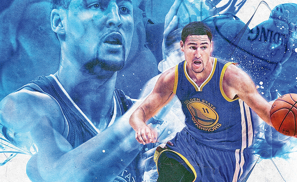 Klay Thompson : 50 nuances de Klay