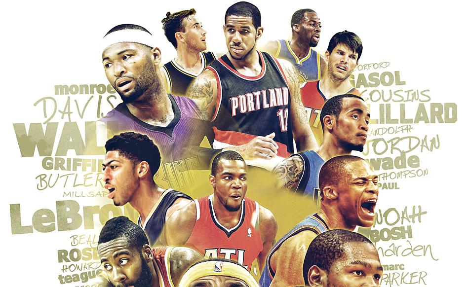 REVERSE 50 : Top 50 des meilleurs joueurs NBA