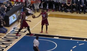 Fail : Le TO incompréhensible de Norris Cole dans le money time