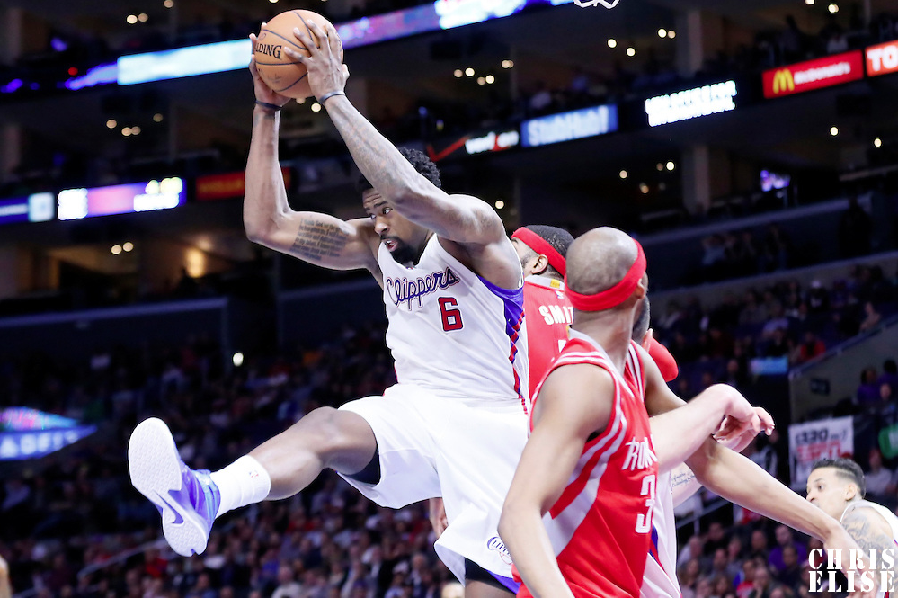 DeAndre Jordan remet ça (24 & 20), les Clippers tapent Houston