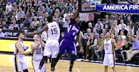 Top 10 : Rudy Gay en mode poster, Acy et Giannis infranchissables