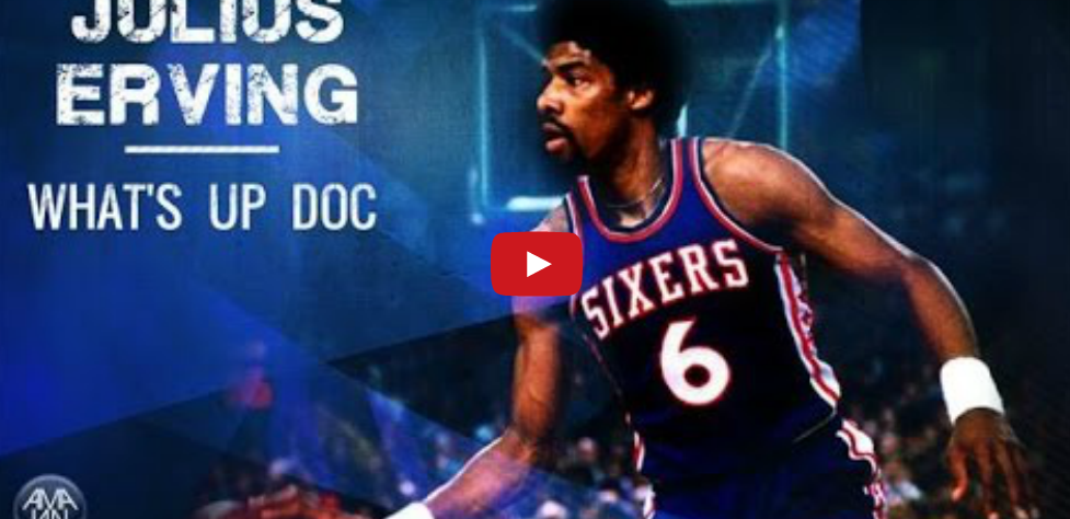 Happy Birthday : Julius Erving - What's up Doc