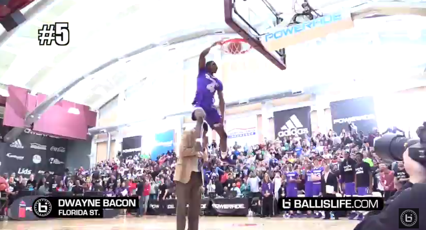 Dunks : le meilleur du McDonald's All-American Game