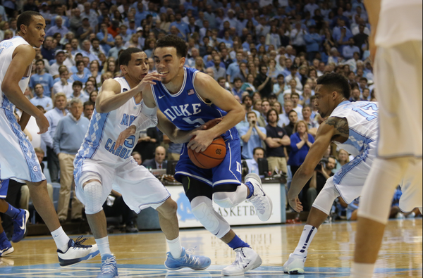Tyus Jones, le meneur qui terrifie North Carolina
