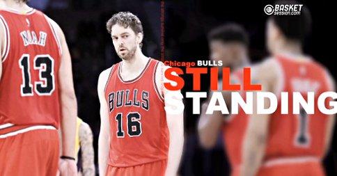 """Reportage : """"Still Standing""""... les Bulls défient l'adversité"""