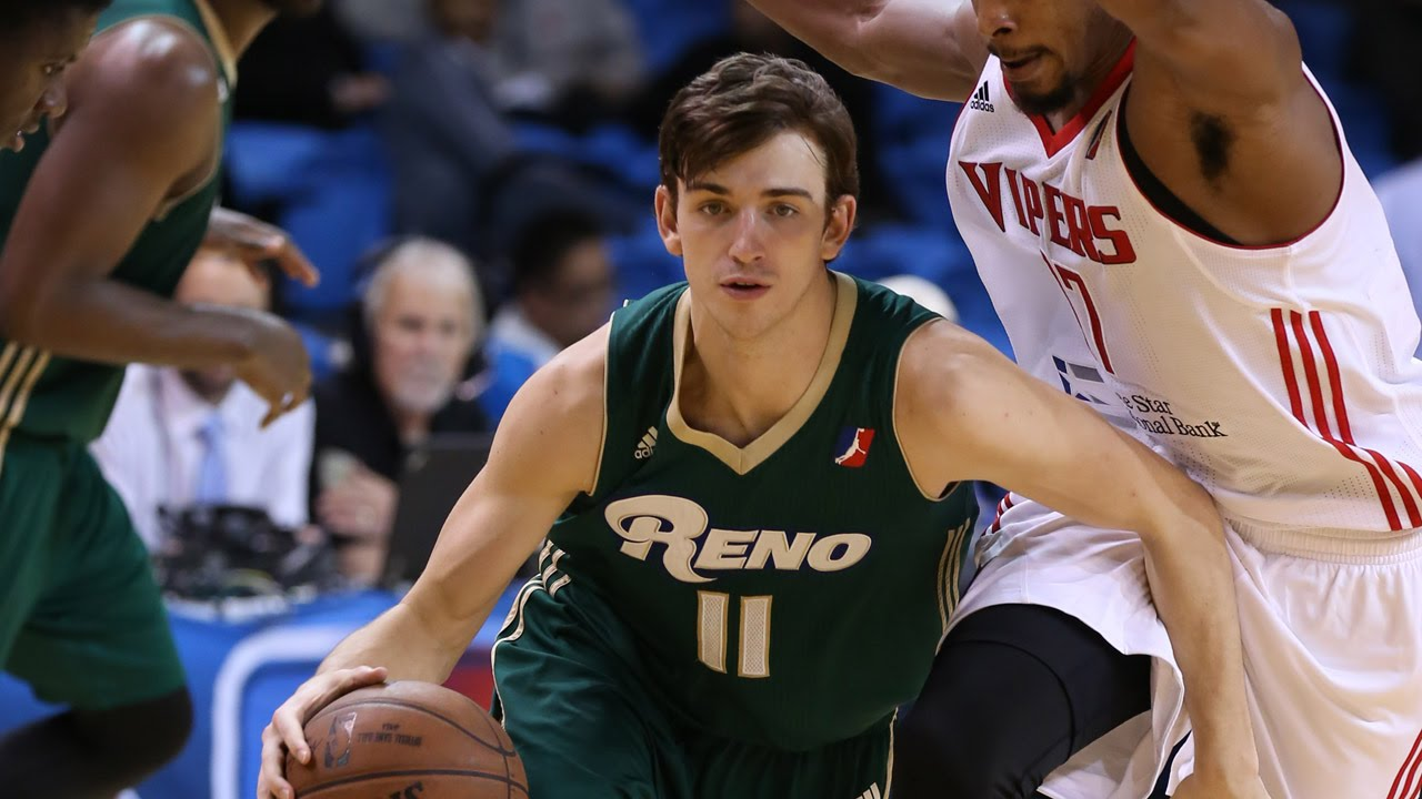 Le fils de John Stockton cartonne en D-League