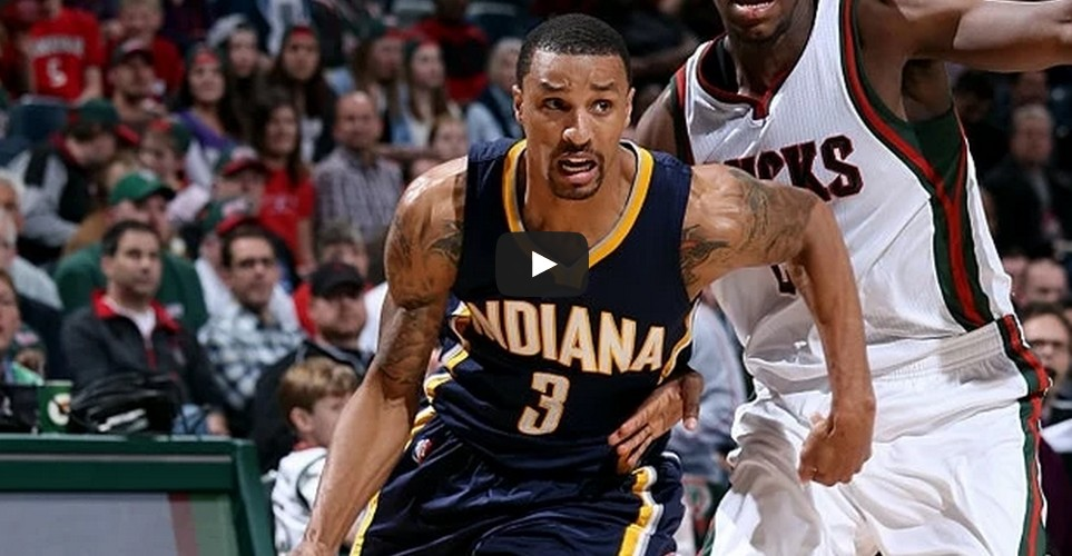Perf : George Hill frôle le triple-double