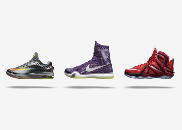 Nike dévoile les