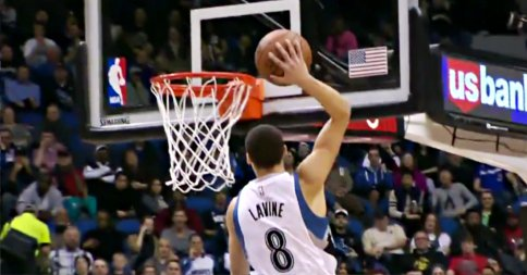 Top 10 : Zach LaVine et Bogut s'envolent, Jack assassine