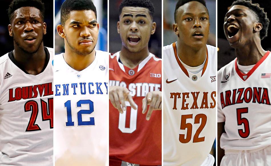 Les 10 plus gros talents du Tournoi NCAA