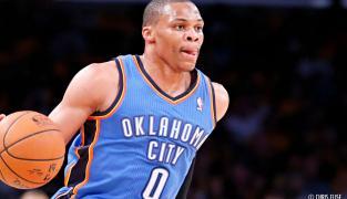 Russell Westbrook fera la couverture de NBA Live 16