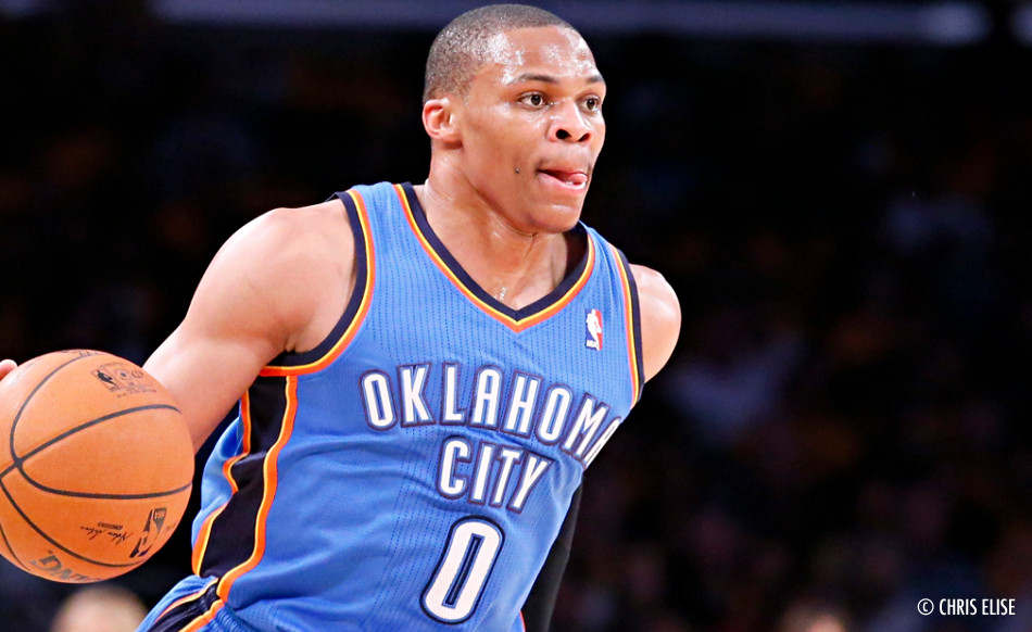 Flashback : Les 40 points de Russell Westbrook au Rookie Game
