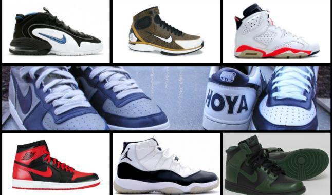 Nos 10 baskets Nike préférées - BasketSession.com - Le meilleur de la NBA    news, rumeurs, vidéos, analyses cbc4a5fb4ed4
