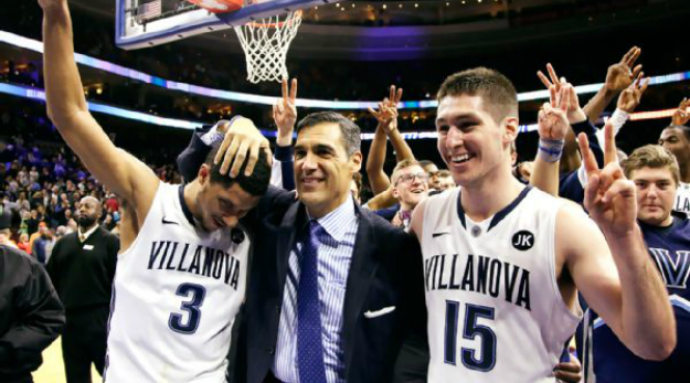 Finale NCAA : Les Simpsons supportent Villanova