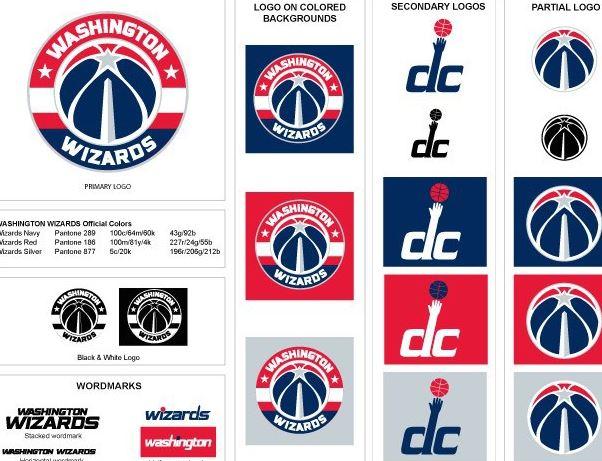 Les Wizards changent de logo... en attendant de changer de nom ?