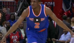 Replay : Langston Galloway pique un move à Stephen Curry