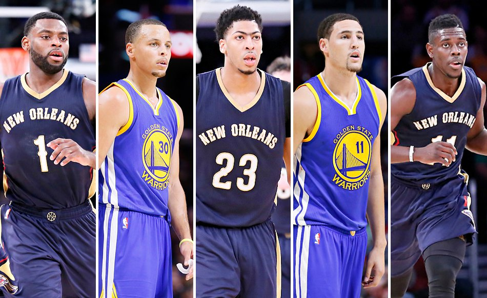 Preview 1er tour : Golden State Warriors vs New Orleans Pelicans