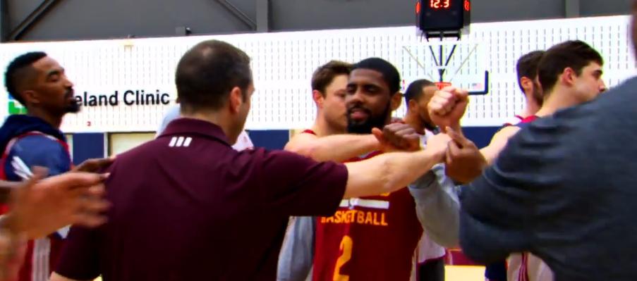 Vidéo : « Ramp up to the playoffs » – l'Est se prépare aussi !