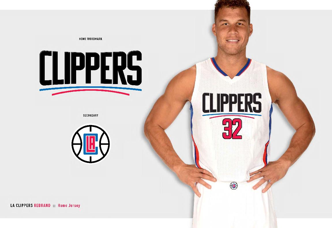 Le nouveau logo des Los Angeles Clippers dévoilé ?
