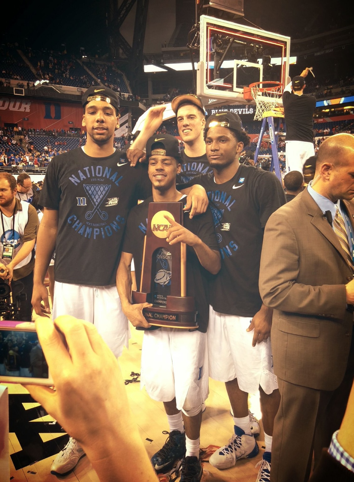 Finale NCAA: Duke, tueur en séries