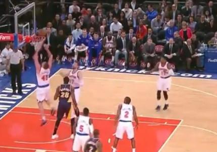 WTF : les Knicks ont vraiment (mais vraiment) enclenché le mode tanking !