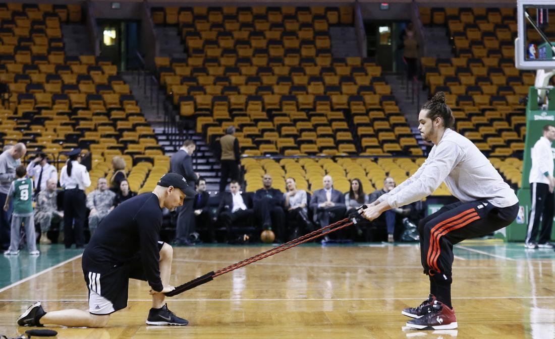Training : Travailler sa proprioception pour prévenir les blessures