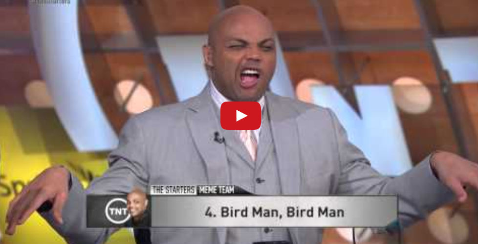 Bêtisier de la semaine : Barkley fait l'oiseau, Ballmer devient dingue !