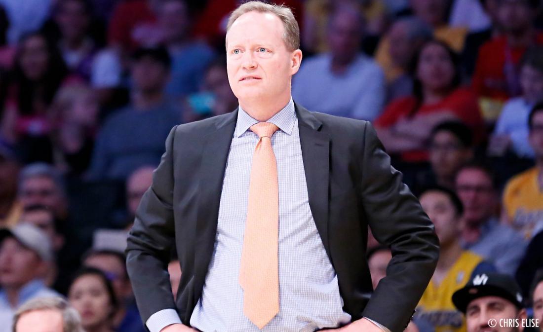 Les Hawks autorisent Mike Budenholzer à discuter avec les Suns