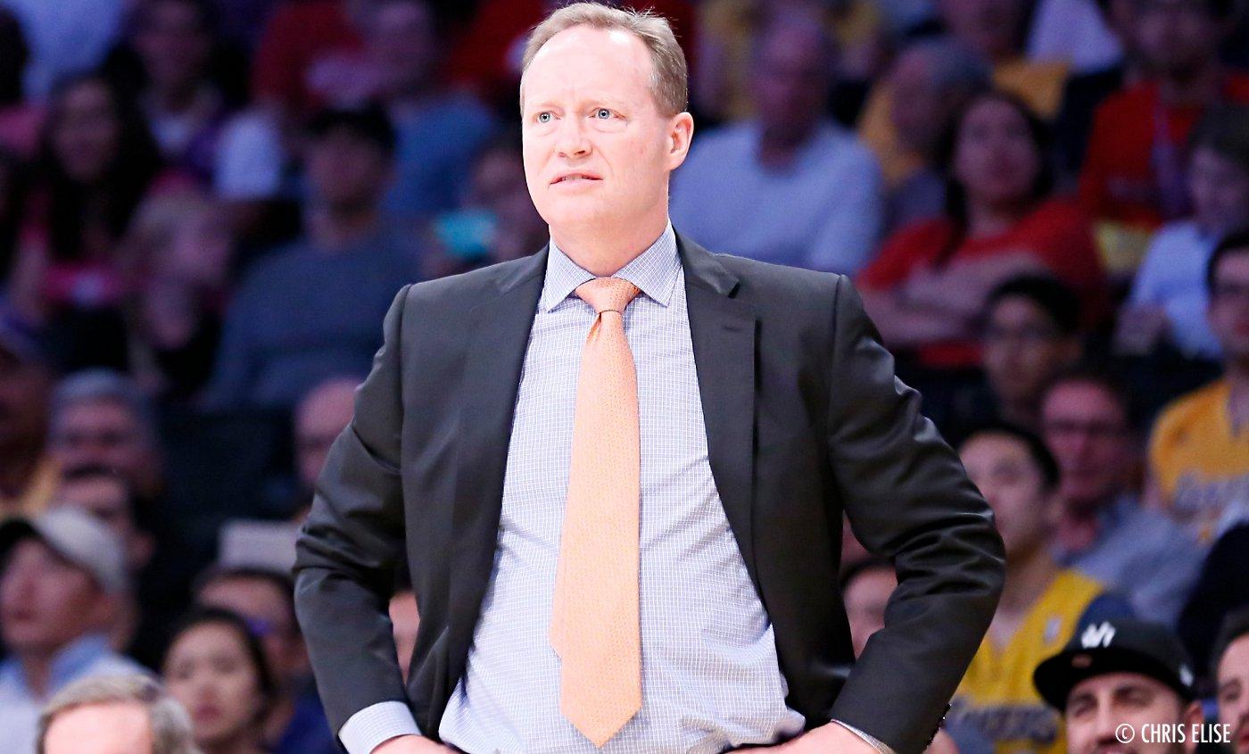 Mike Budenholzer quitte le banc des Atlanta Hawks