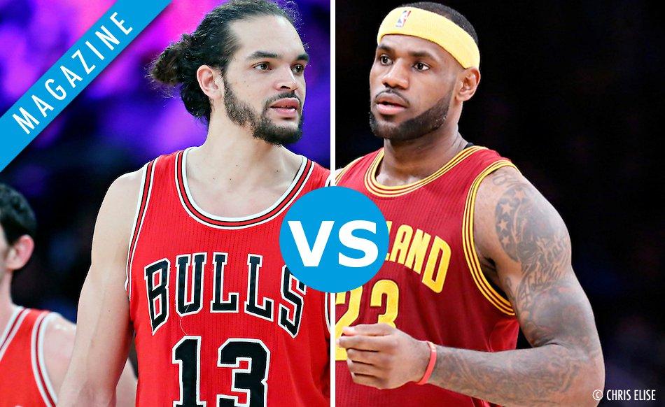 Preview 2ème tour : Cleveland Cavaliers vs Chicago Bulls