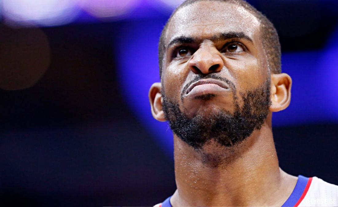 Chris Paul chambré en mode balance pour la nouvelle hotline de la NBA