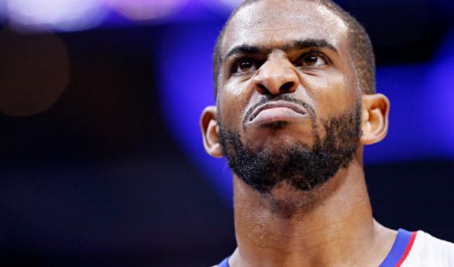 Les Cavs humiliés par les Rockets de Chris Paul