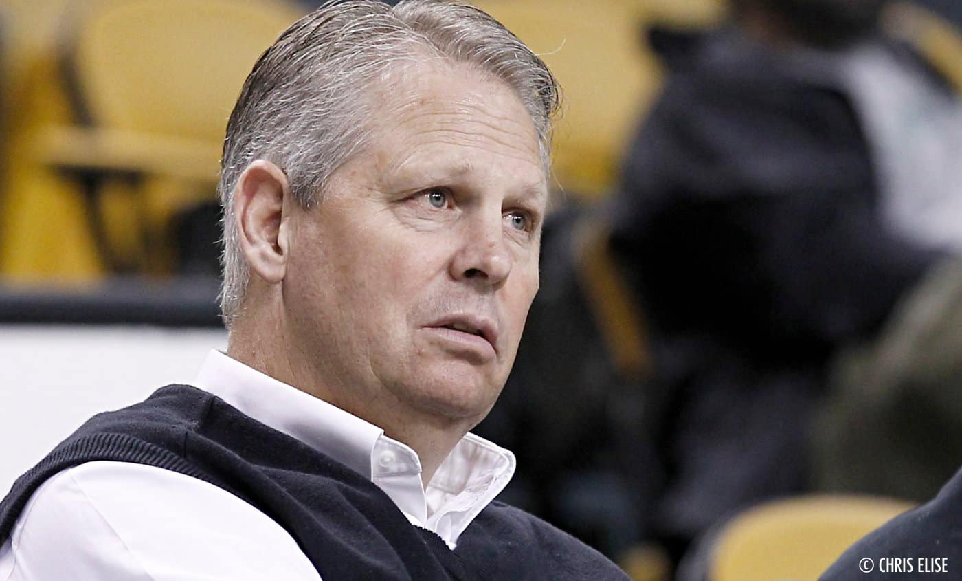 Boston Celtics Danny Ainge