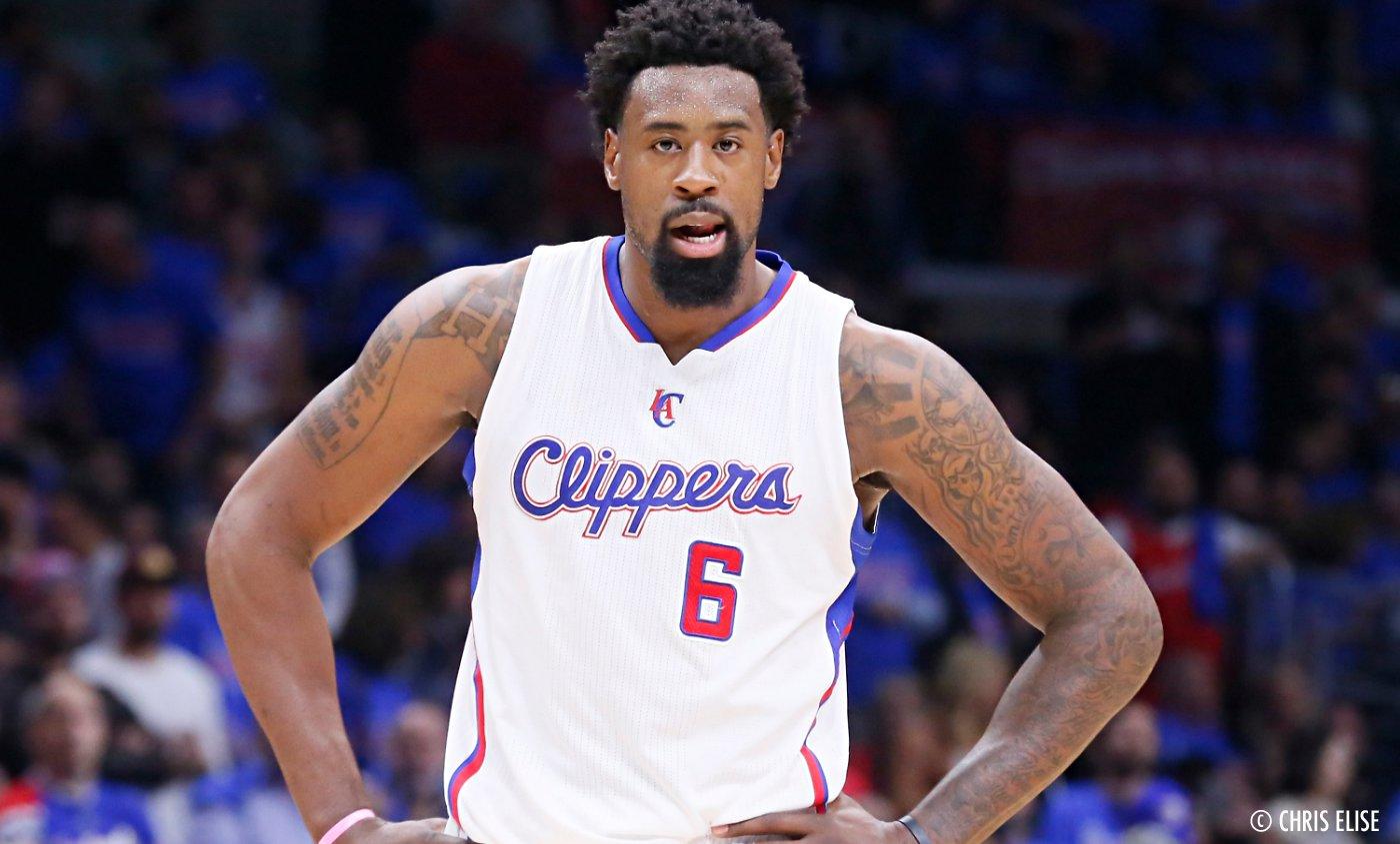 Free agency : DeAndre Jordan va rencontrer quatre franchises, dont les Clippers