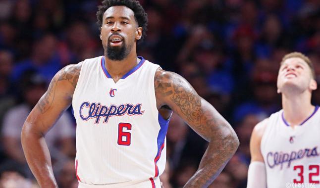 Les Clippers veulent convaincre DeAndre Jordan de rester à L.A !