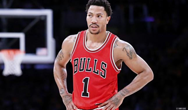 Les 5 moments marquants de Derrick Rose à Chicago