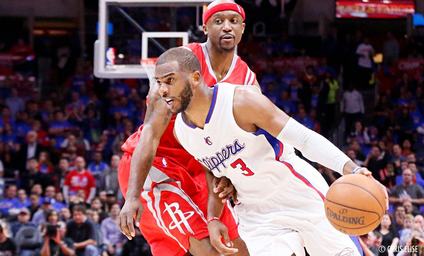 L'affiche : Houston Rockets vs Los Angeles Clippers, un Game 7 de feu !