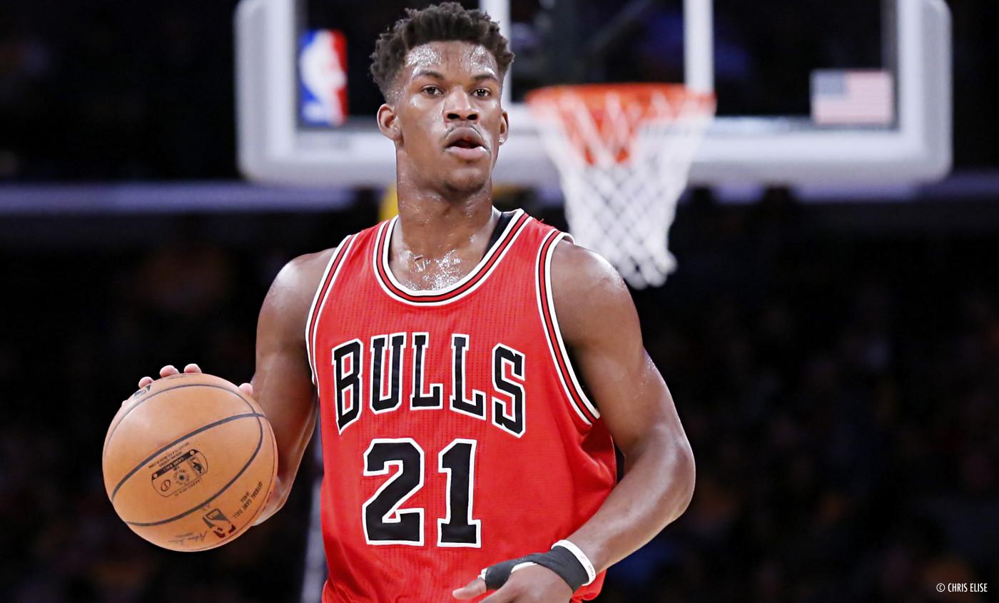 Jimmy Butler serre les dents pour le bien des Bulls